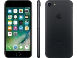 Smartphone APPLE iPhone 7 256GB Preto — iOS 10 | 4.7'' | A10 Fusion