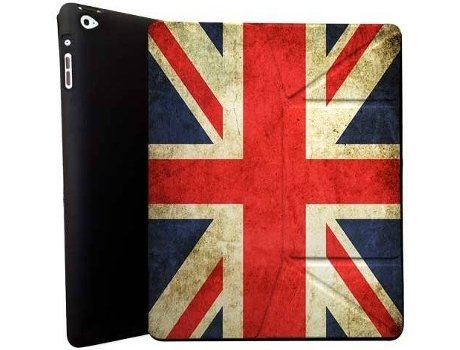 Capa I-PAINT Genius iPad Mini 4 UK — Compatibilidade: iPad Mini 4