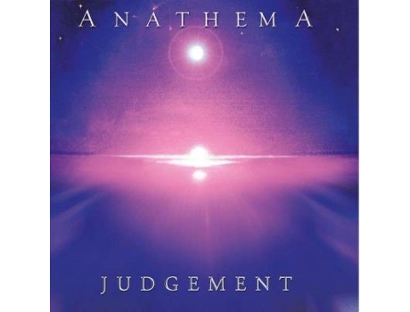 Vinil Anathema Judgement (remastered) — Metal/Hard