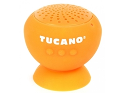 Coluna TUCANO Fungo Bluetooth Orange — Bluetooth