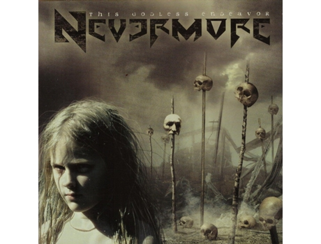 CD Nevermore - This Godless Endeavor