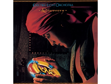 CD  Electric Light Orchestra - Discovery — Pop-Rock