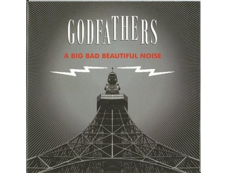 CD The Godfathers - A Big Bad Beautiful Noise
