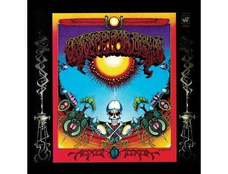 Vinil Grateful Dead - Aoxomoxoa — Pop-Rock