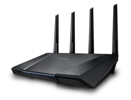Router ASUS Wireless RT-AC87U AC2400 — Dual Band / 1734 Mbps