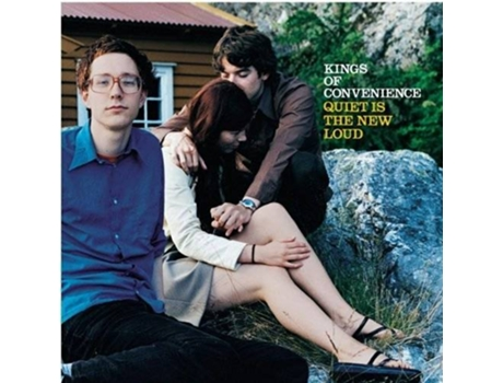 Vinil Kings Of Convenience: Quiet Is The New Louduiet Is The New Lo — Pop Rock