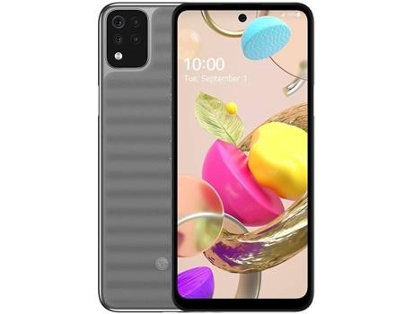 LG - Smartphone Desbloqueado NOS LG K42 (6.59 - 3 GB - 64 GB - Cinzento)