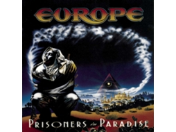 CD  europe prisoners in paradise — Pop-Rock