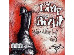 CD Limp Bizkit - Three Dollar Bill Y'All — Pop-Rock
