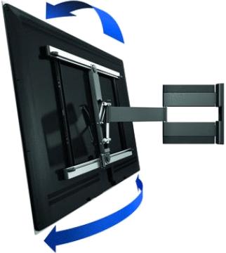 dicas para escolher um suporte de televis o. Black Bedroom Furniture Sets. Home Design Ideas