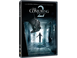 DVD The Conjuring 2: A Evocação — De: James Wan | Com: Vera Farmiga, Patrick Wilson, Madison Wolfe
