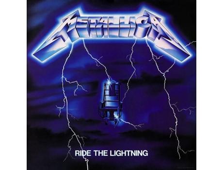 CD Metallica - Ride Lightening