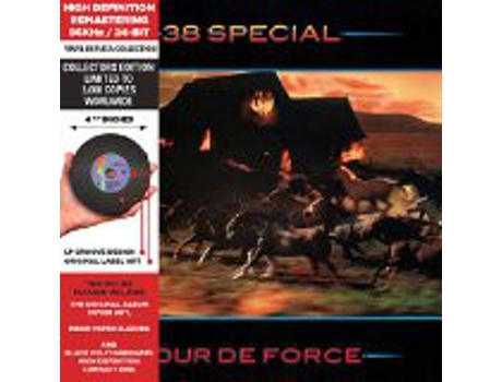 CD 38 Special  - Tour De Force