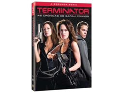 DVD Terminator - As crónicas de Sarah Connor - Temporada 2 — Do realizador Charles Beeson