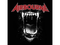 Vinil Airbourne - Black Dog Barking — Metal / Hard