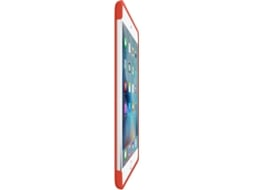 Capa APPLE iPad mini 4 Smart Cover Silicone Laranja — Para iPad mini 4