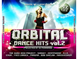 CD Vários - Orbital Dance Hits Vol.2 — House / Electrónica
