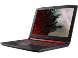 Portátil Gaming ACER Nitro 5 An515-52 (15.6'' - Intel Core i7-8750H - 16 GB RAM - 256 GB SSD - NVIDIA GeForce GTX 1050)