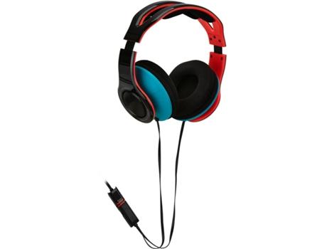Headset Giotek TX-30 Switch - Red & Blue