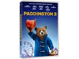 DVD Paddington 2 (De: Paul King) — De: Paul King | Com: Ben Whishaw, Hugh Grant, Hugh Bonneville