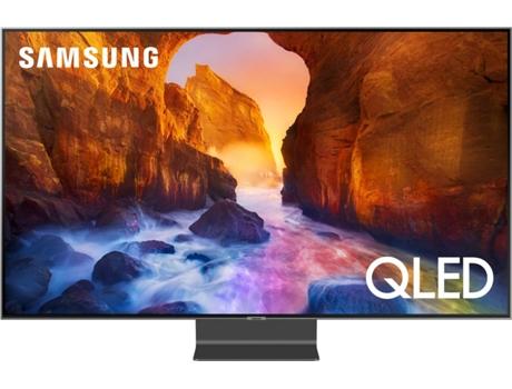 eac891c16 TV SAMSUNG QE75Q90RATXXC (QLED - 75   - 191 cm - 4K Ultra HD - Smart ...