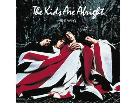 CD Vários - The Kids Are Alright (OST) — Banda Sonora