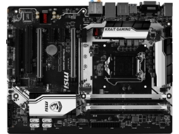 Motherboard MSI Z170A KRAIT GAMING Z170 LGA1151 — Socket LGA1151 | Intel Z170