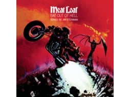 CD Meat Loaf-Bat Out Of Hel — Pop-Rock