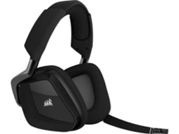 Microauscultadores Gaming CORSAIR Void Pro RGB Wireless — Sem Fio
