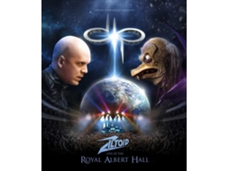 CD Devin Townsend Project - Ziltoid Live At The Royal Albert Hall
