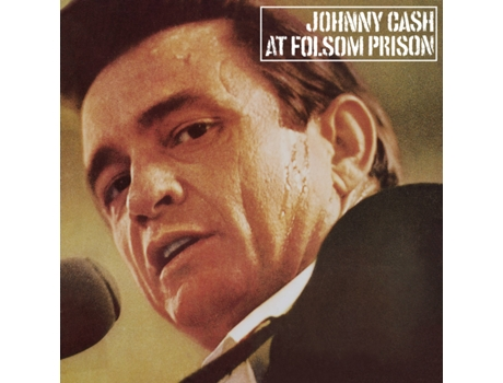 Vinil Johnny Cash - At Folsom Prison — Alternativa / Indie / Folk