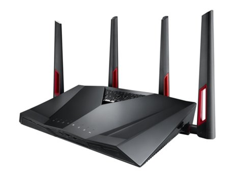 Router ASUS RT-AC88U AiMesh AC3100 Dual-Band Gigabit WiFi — Dual-Band / 3100Mbps