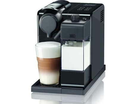 delonghi nespresso lattissima touch manual