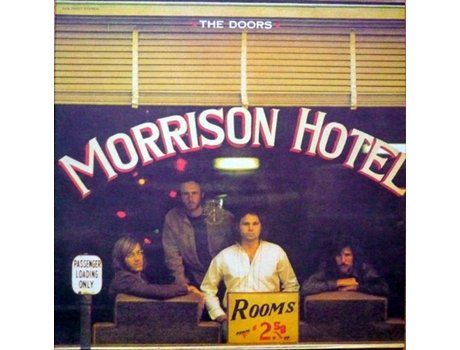 Vinil The Doors - The Morrison Hotel — Pop-Rock