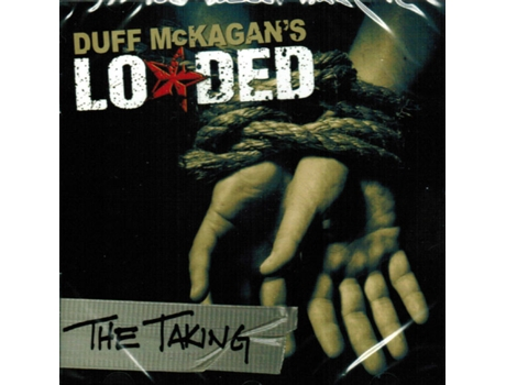 CD Duff McKagan's Loaded - The Taking