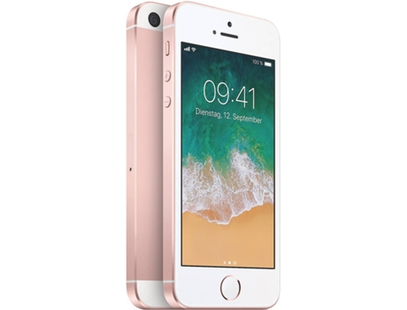 Smartphone APPLE iPhone SE 32GB Rosa Dourado — iOS 10 | 4.0'' | A9