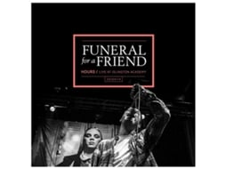 CD Funeral For A Friend - Hours / Live At Islington Academy