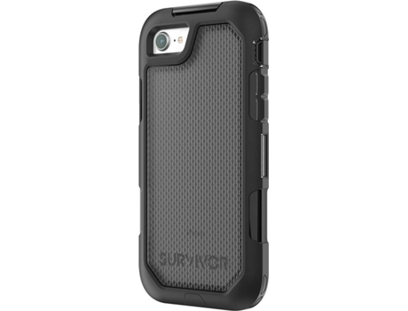 Capa GRIFFIN Extreme iPhone 7, 8 Preto — Compatibilidade: iPhone 7, 8