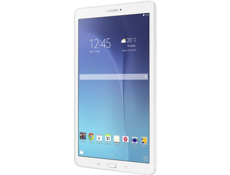 Tablet 9.6'' SAMSUNG 3G+WiFi TAB E Branco — 9.6'' | 8 GB | Android Kitkat