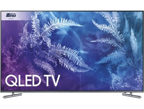 TV QLED 4K Ultra HD 65'' SAMSUNG QE65Q6FAMTXXC — 4K Ultra HD
