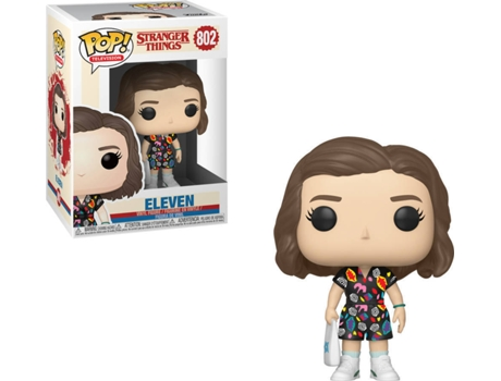 Figura FUNKO Pop! Television: Stranger Things - Eleven In Mall Outfit