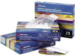 Pack 100 Bolsas REXEL Destruidora AS1000 — Pack 100 bolsas | 115 L