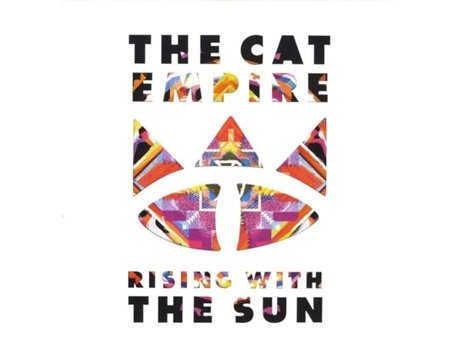 Vinil The Cat Empire - Rising With The Sun