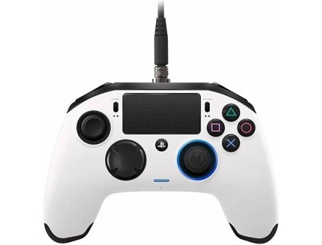Comando NACON Revolution Pro Branco — PS4