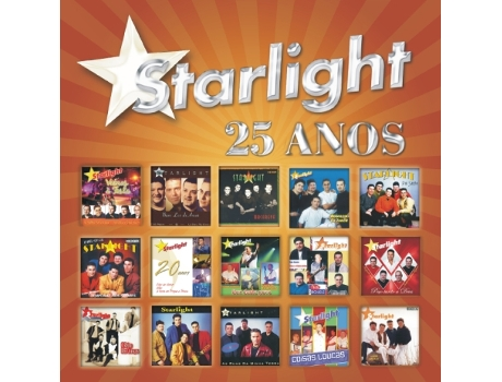 CD Starlight - 25 Anos — Portuguesa