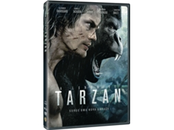 DVD A Lenda de Tarzan — Do realizador David Yates