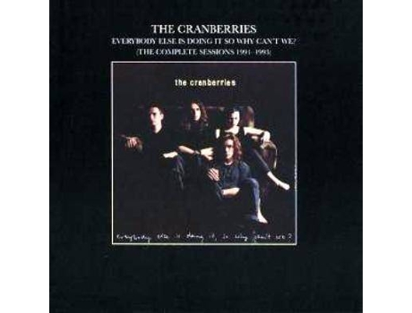 CD The Cranberries - Everybody Else Is Doing It, So Why Can't We? — Pop-Rock