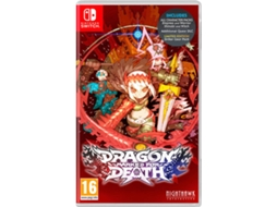 Jogo Nintendo Switch Dragon Marked For Death