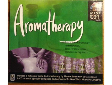 CD Llewellyn - Music For Aromatherapy