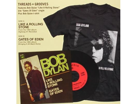 Vinil 1 - BOB DYLAN - THREADS + GROOVES ( — Alternativa / Indie / Folk